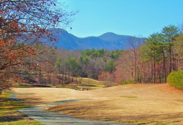 Apple Valley Golf Fairway