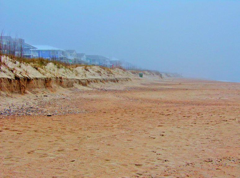 Kure Beach Dune Cliffs