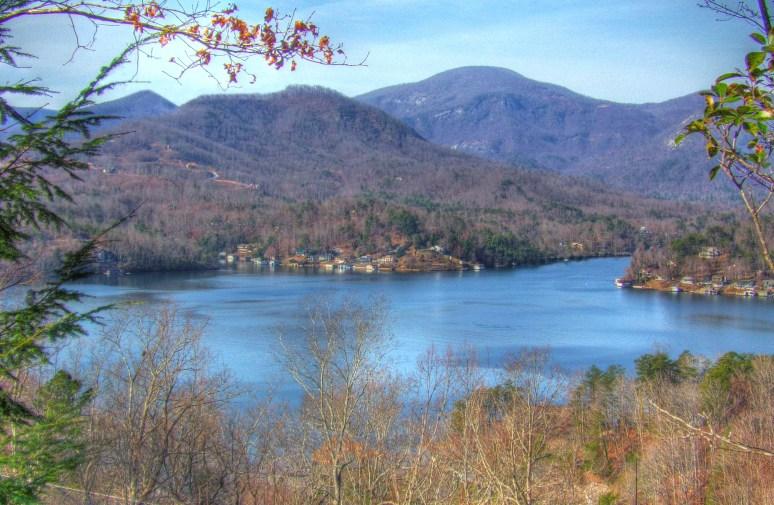 Lake Lure Blue