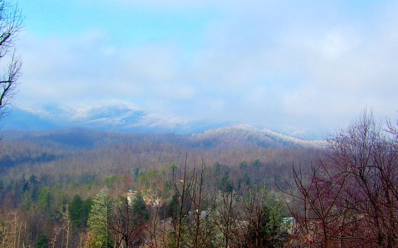 Little Pisgah Snow