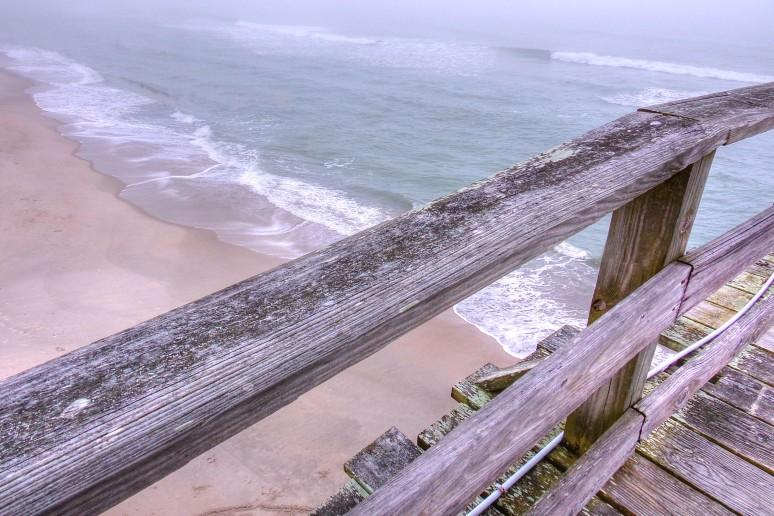Kure Pier Railings