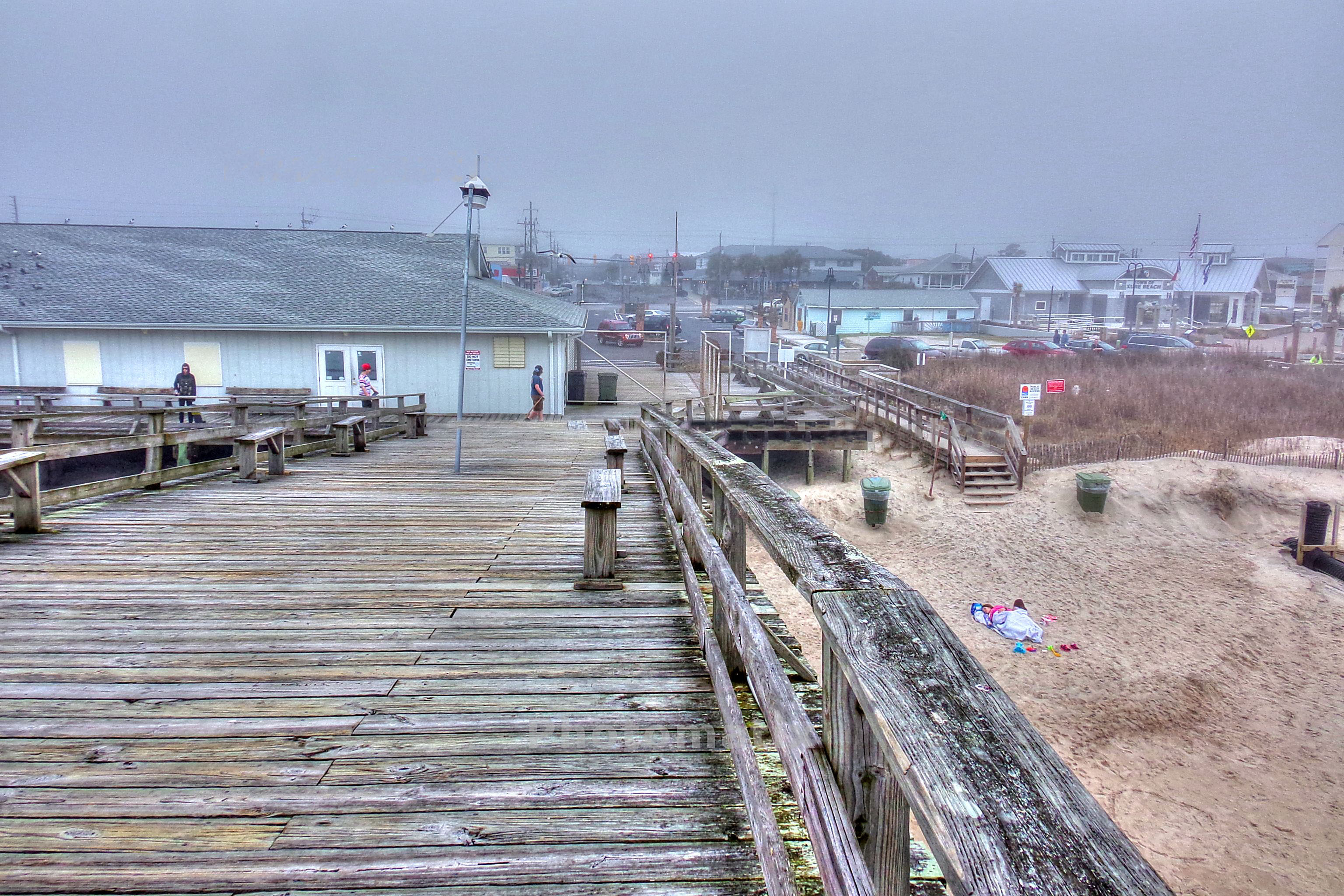 Visiting a North Carolina Barrier Island | Living in The