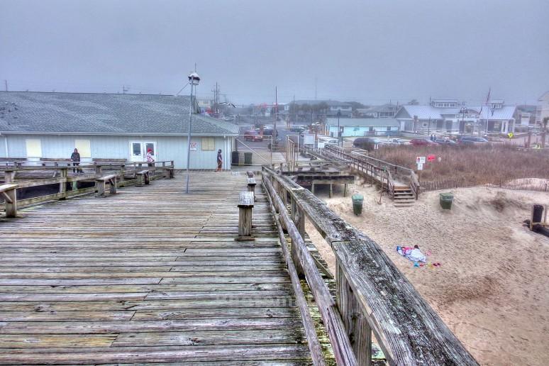Kure Beach Pier Parking