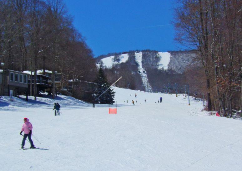 Sugar Mountain Main Run