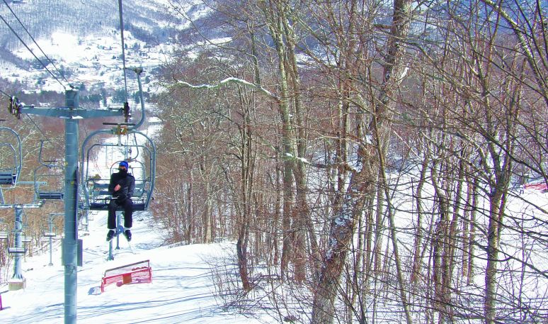 Sugar Mountain Chairlift