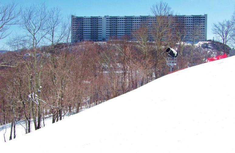 Sugar Mountain Highrise