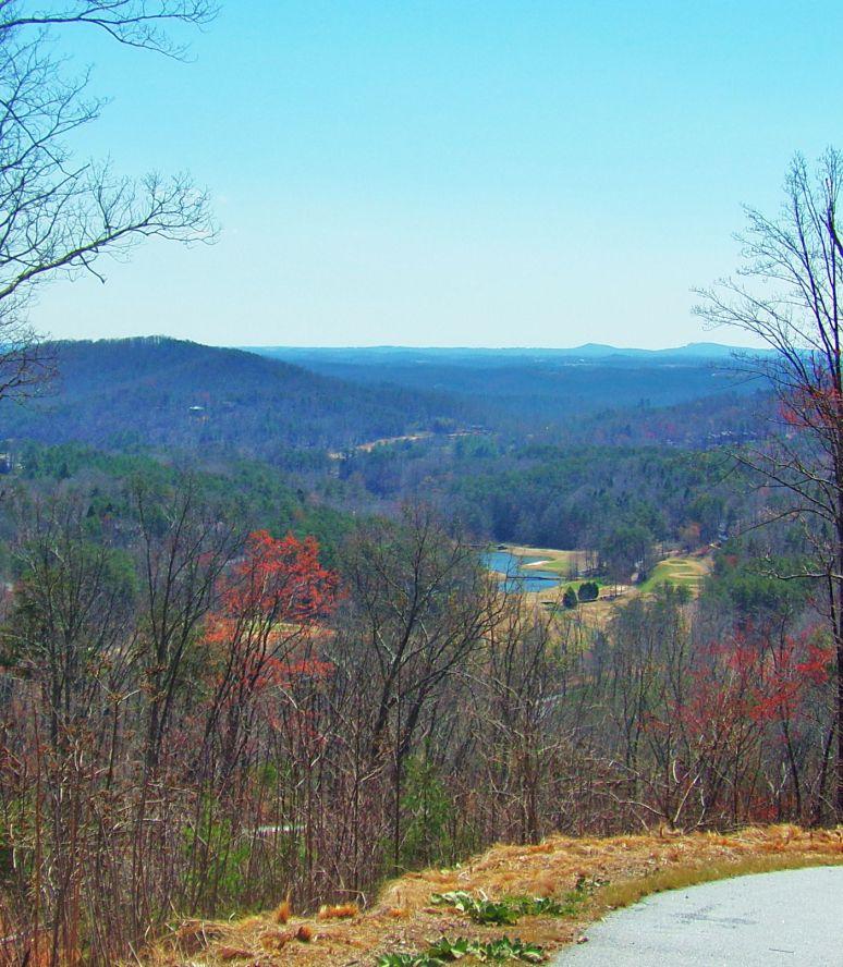 View Toward Charlotte