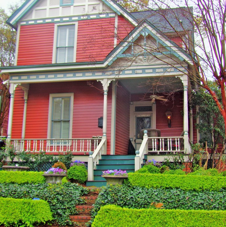 Charlotte Fourth Ward Victorian