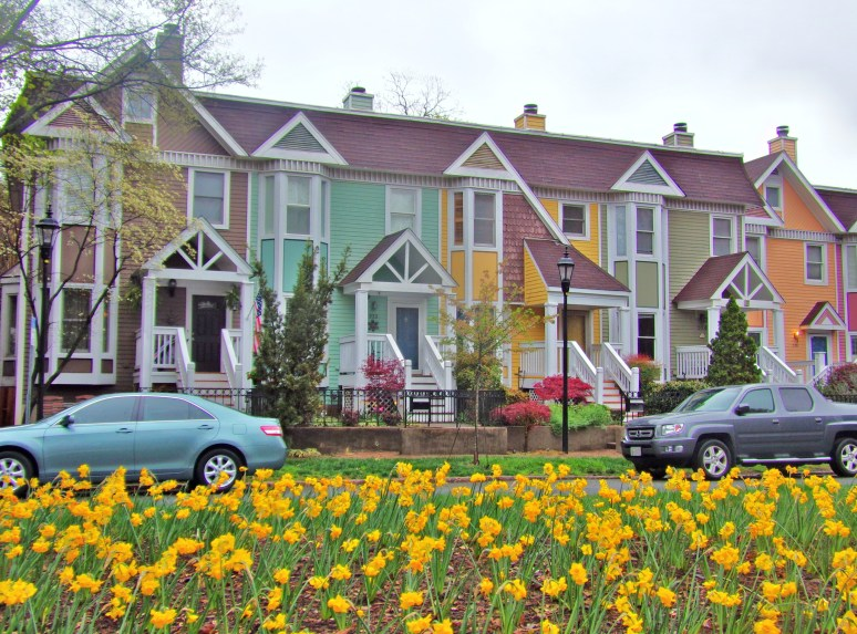 Charlotte Fourth Ward Townhouses