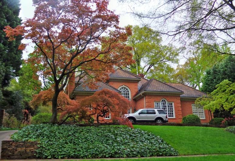 Charlotte myers park maple for Impression homes park ridge