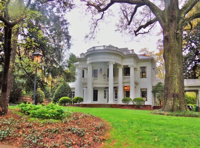 Charlotte Myers Park Mansion