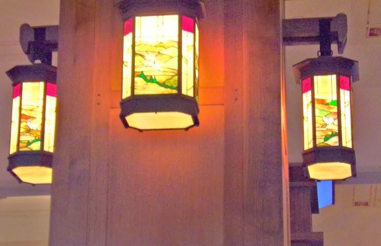 Grove Park Inn Stained Glass