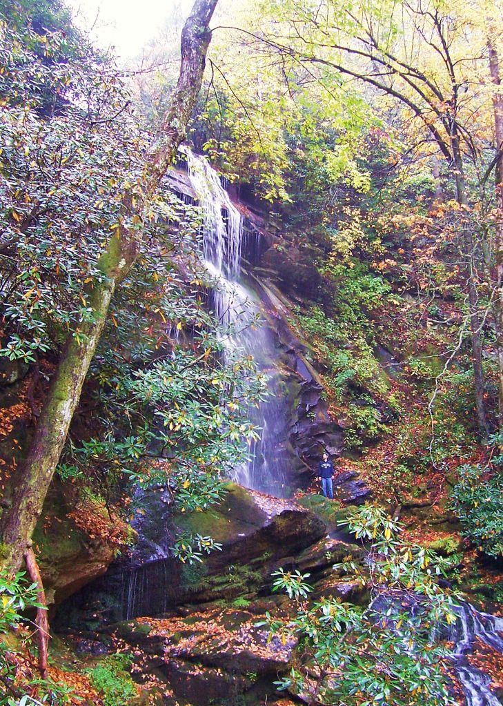 Catawba Upper Falls and Bryan