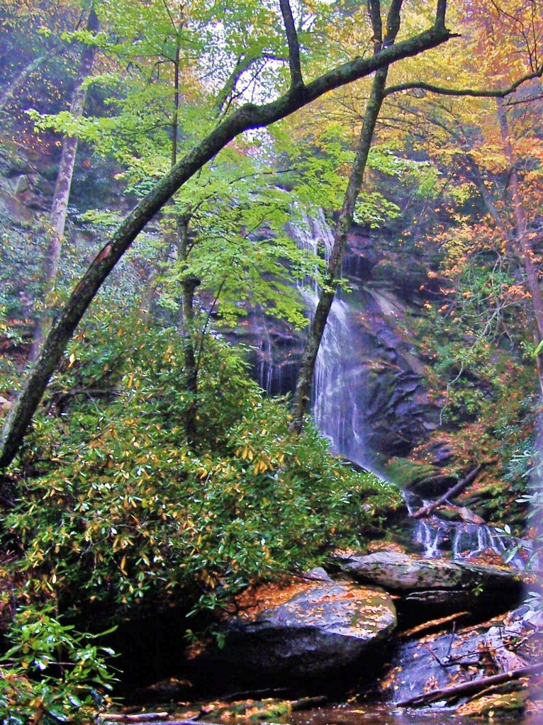 Catawba Upper Falls