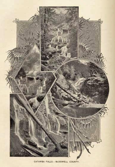 Catawba Falls History
