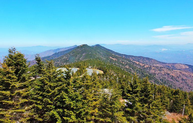 Mt. Mitchell Summit North