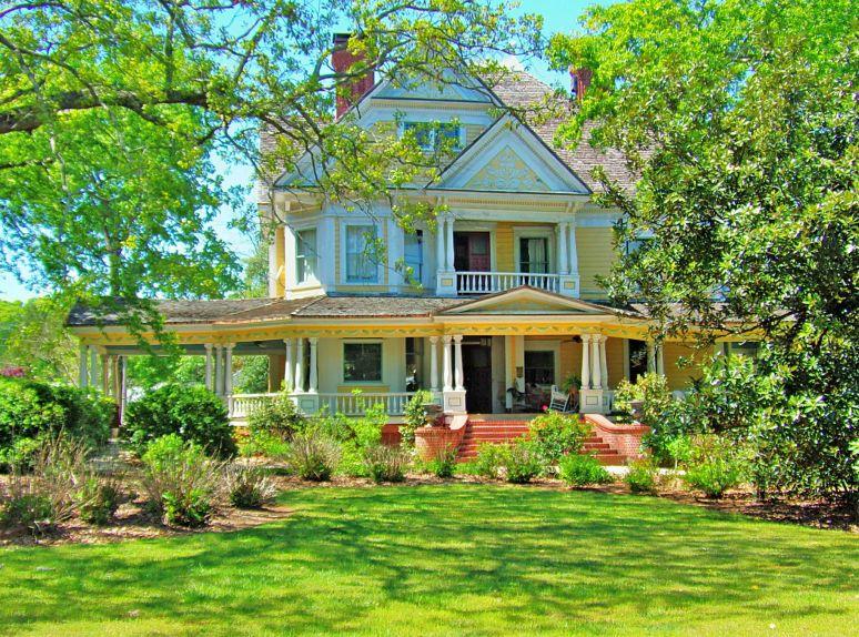 Madison, Ga., Grand Victoria House