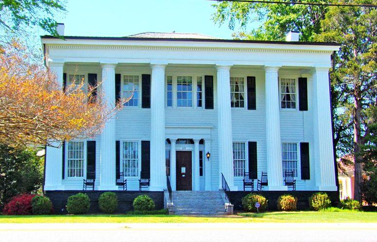 Madison, Ga., Heritage Hall house