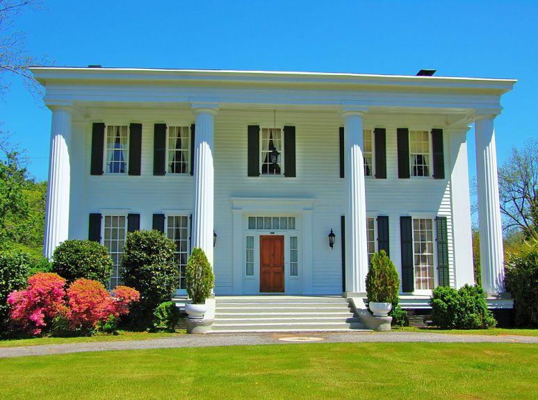 Madison, Ga. Honeymoon house front