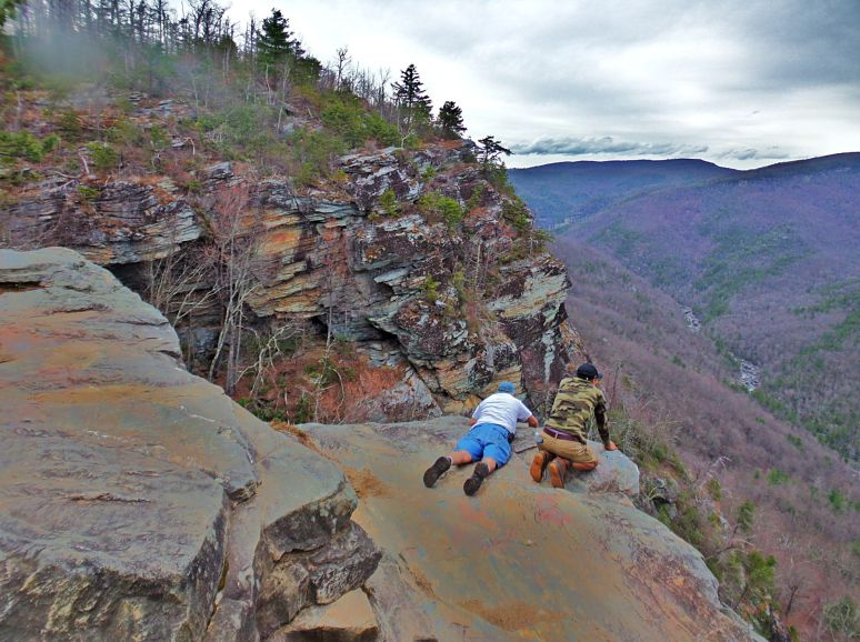 Linville Gorge West Face