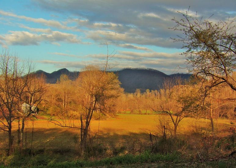 Long Mountain Sunset