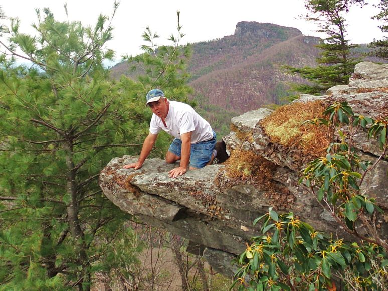 Linville Gorge Surprise