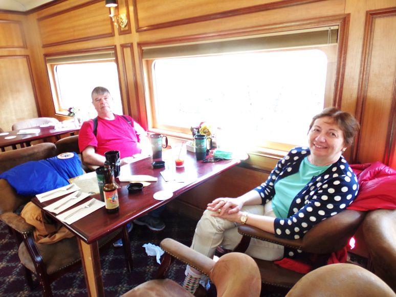 Railroad Excursion Friends