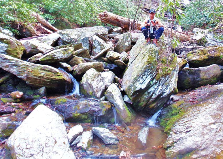 Catawba River Boulders