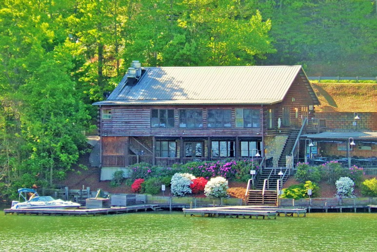 Larkins On the Lake in Spring 1
