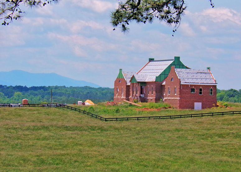 Blue Ridge Castle