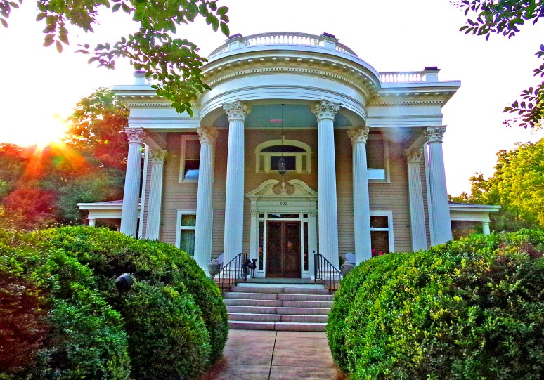 Salisbury Greek Revival Mansion