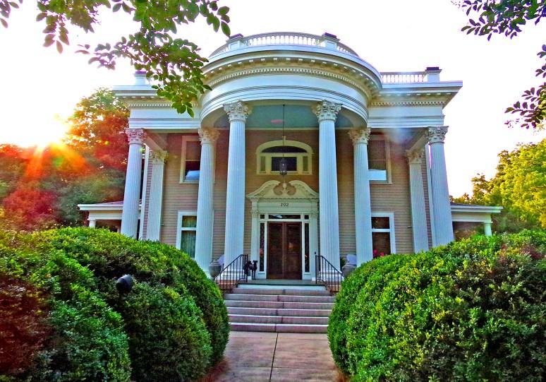 Salisbury Greek Revival Mansion