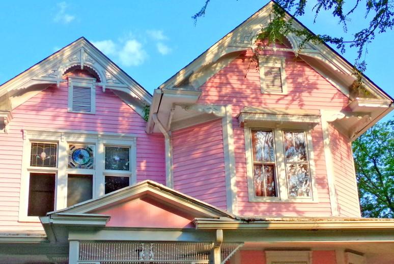 Salisbury Pink House