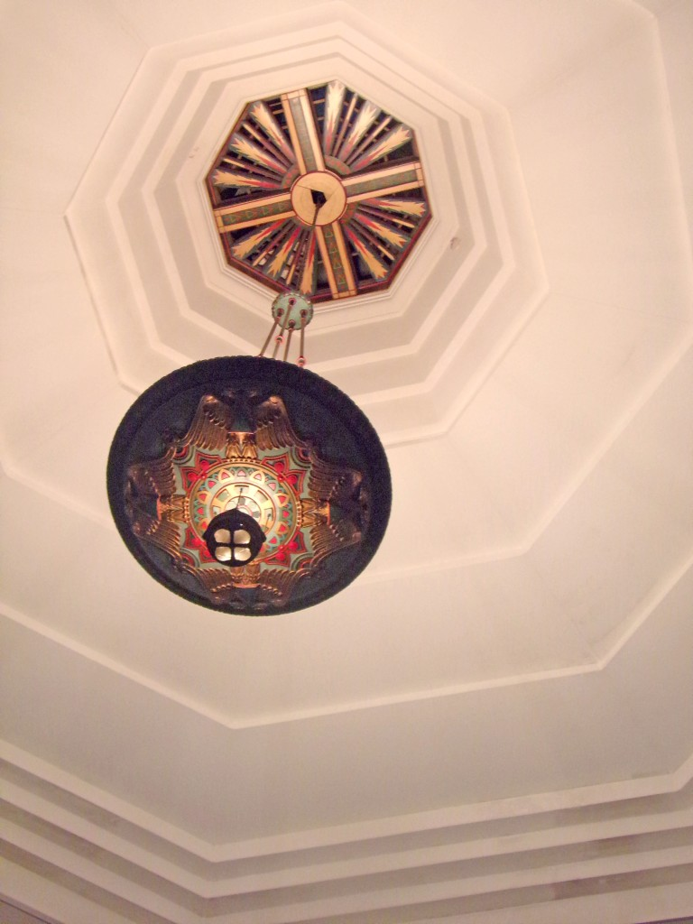 Scottish Rite Dome Chandeleer