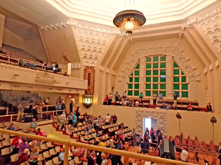 Scottish Rite Miami Auditorium