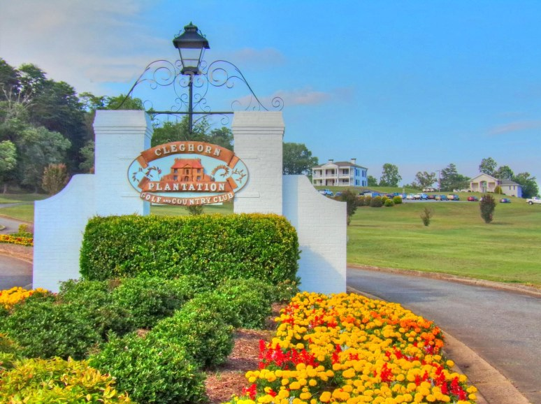 Cleghorn Plantation Main Gate