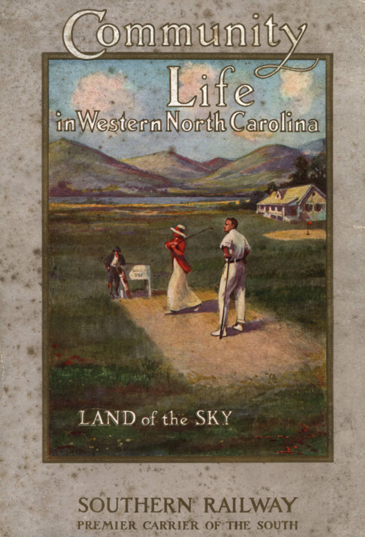 Land of the Sky postcard 2