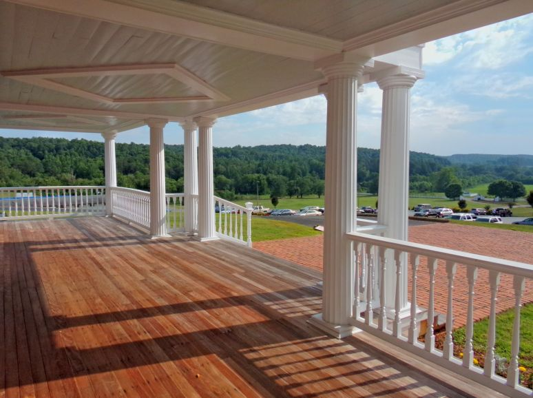 Cleghorn Plantation Teak Porch