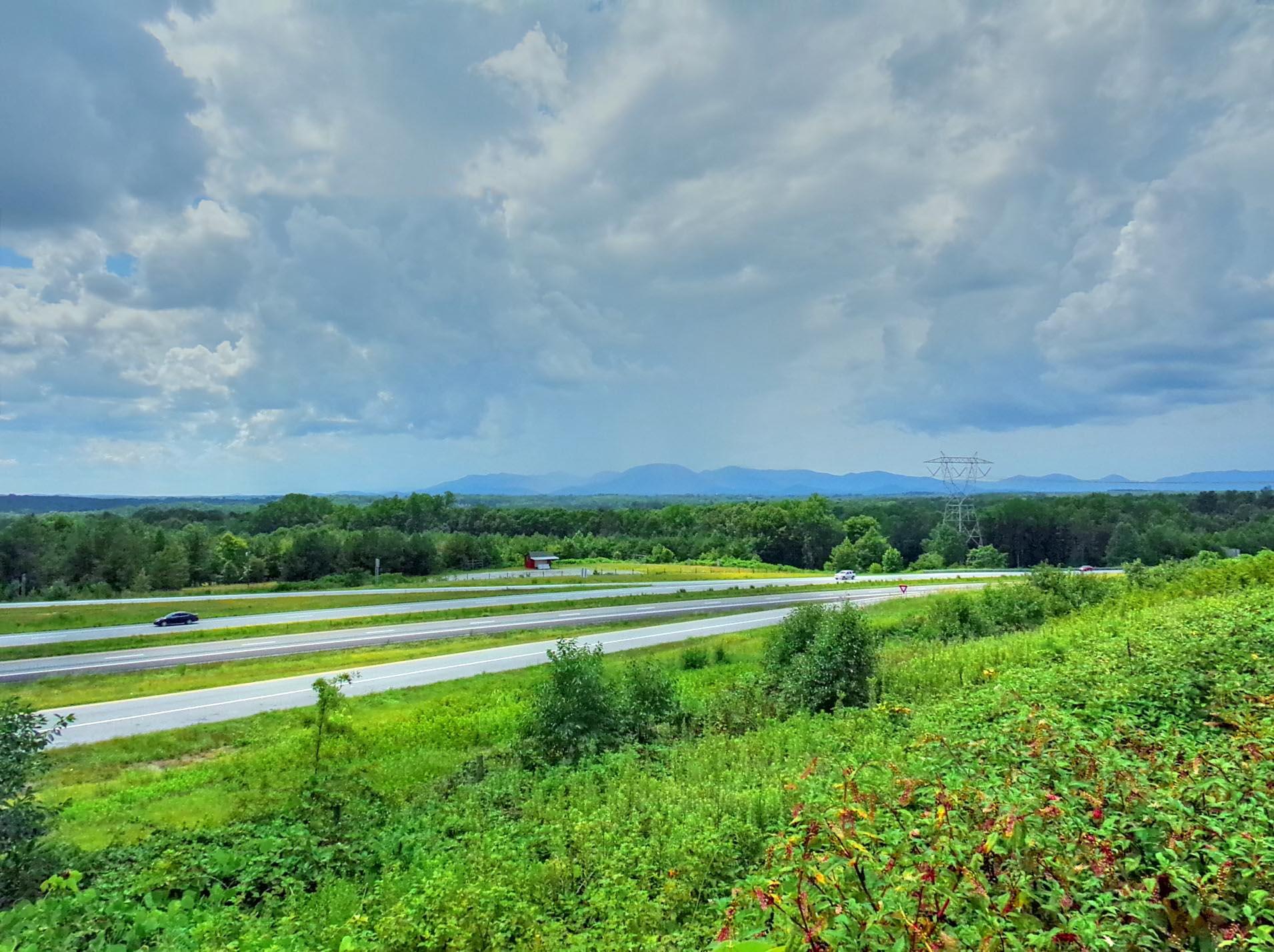 Region Escarpment Mountains Blue Ridge