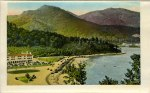 Lake Lure postcard hotel 6
