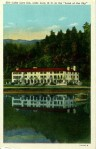 Lake Lure postcard hotel 7