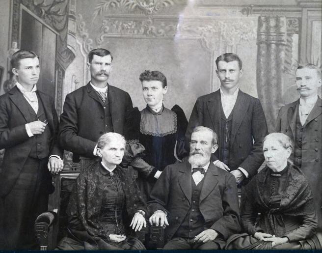 Chimney Rock Morse Family