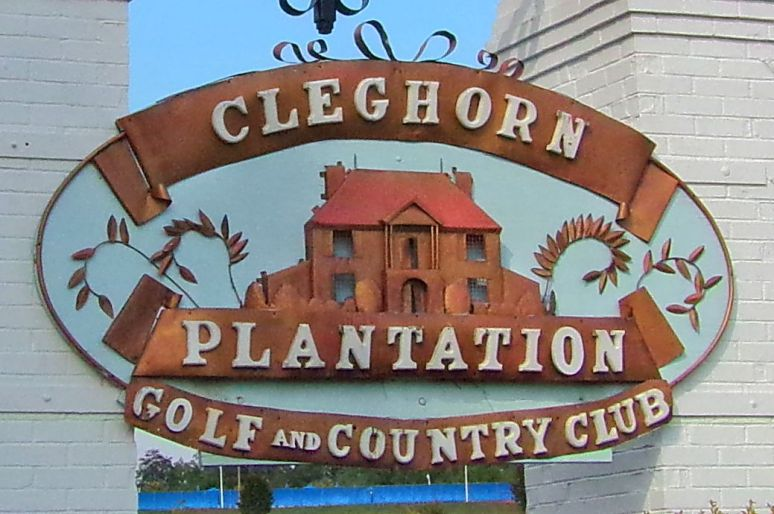 Cleghorn Plantation Copper Sculpture