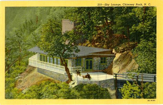 Chimney Rock Sky Lounge
