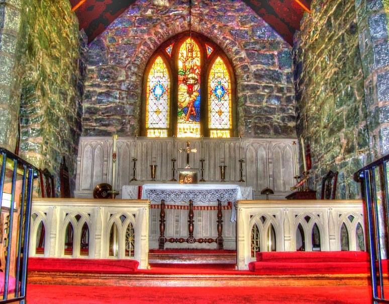 St Francis Altar Rutherfordton