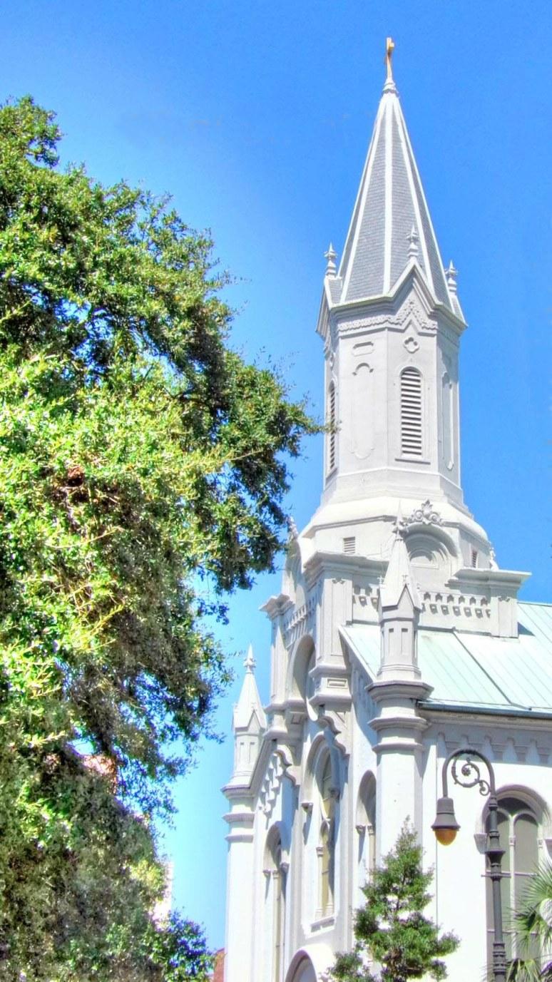 Savannah Lutheran Church Tower