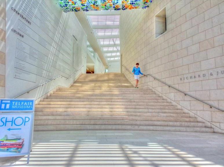 Jepson Center Staircase