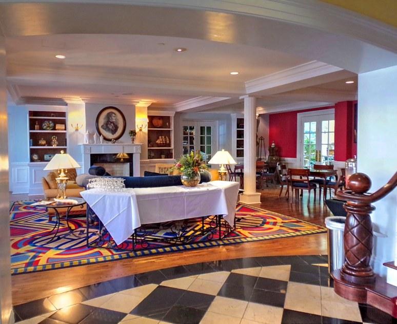 Marshall House Lobby