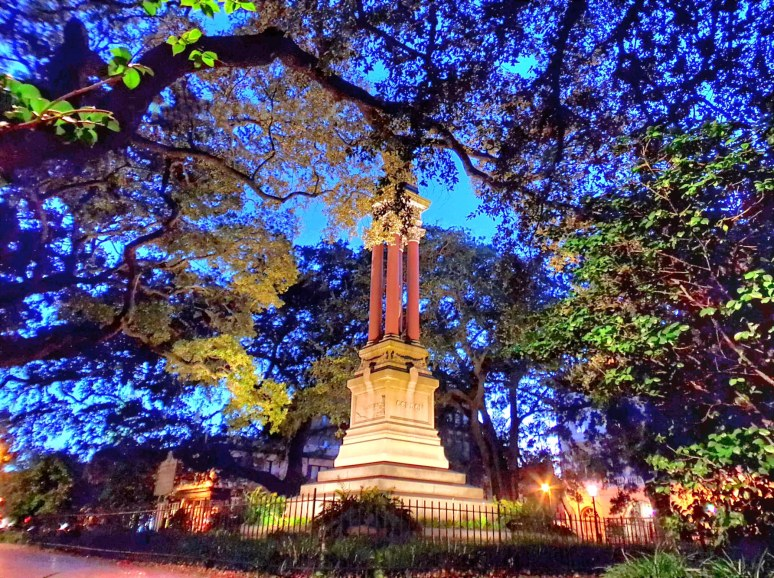 Gordon Monument Savannah