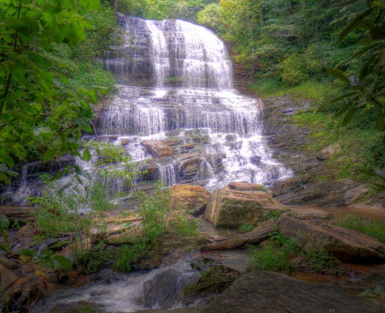 Pearsons Falls Torrent